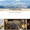 [Offre Alerte] Amazon est loin de donner 50 $ de jeux gratuits et Applications cette semaine, dont Monument Valley et Le Conte d'Bard
